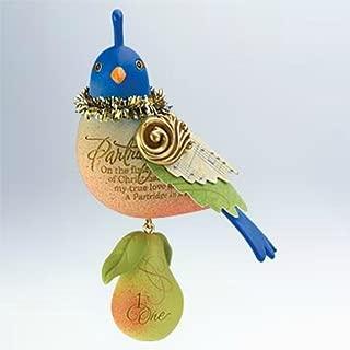 Partridge In A Pear Tree #1 2011 Hallmark Ornament - QX8919 by Hallmark Keepsakes