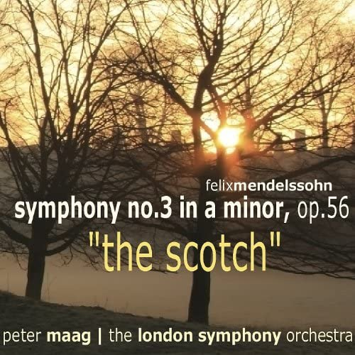 The London Symphony Orchestra, Peter Maag