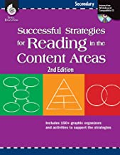 Successful Strategies for Reading in the Content Areas Secondary (Successful Strategies for Reading Across the Content Areas)