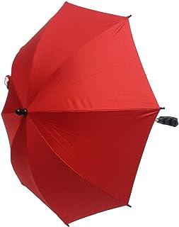 Bebé Sombrilla Compatible con Quinny Senzz, color rojo