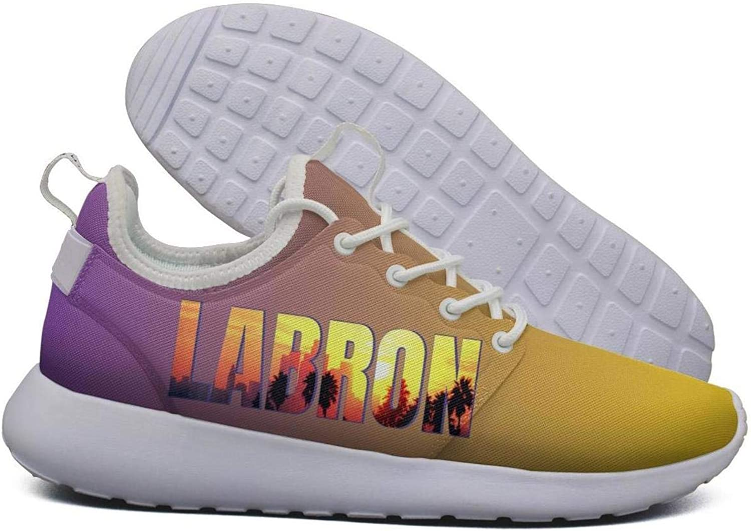 Womens Roshe Two Lightweight Beach_LABRON_Sunset_Basketball Coll Walking Jogging mesh shoes