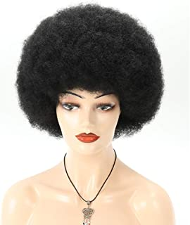 Best synthetic afro wig Reviews