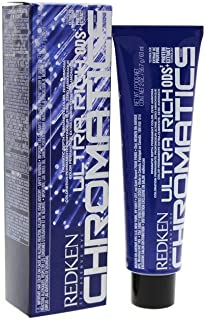Redken Chromatics Ultra Rich Hair Color - 10g (10.3) - Gold By Redken for Unisex - 2 Ounce Hair Color, 2 Ounce