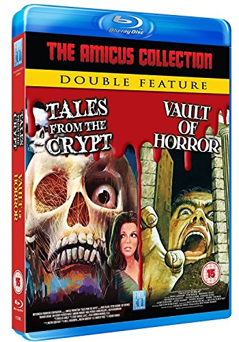 Tales from the Crypt / Vault of Horror Amicus Collection Blu Ray [Blu-ray] [UK Import]