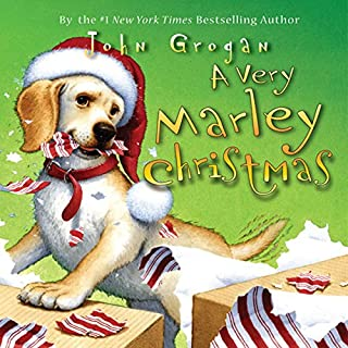 A Very Marley Christmas audiobook cover art