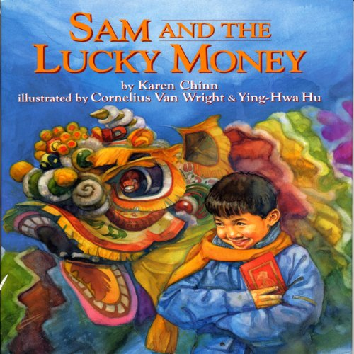 Sam and the Lucky Money audiobook cover art