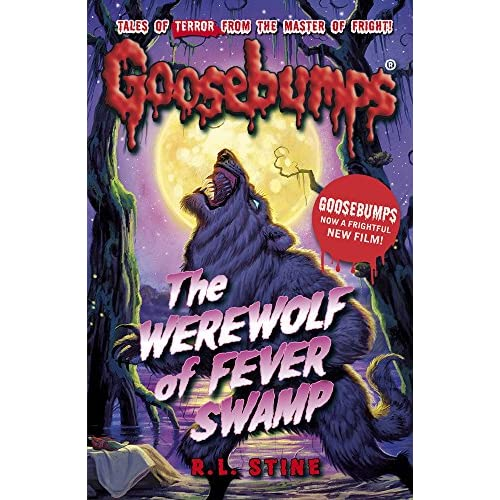The Werewolf of Fever Swamp (Goosebumps)