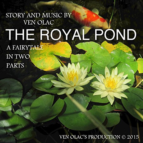 The Royal Pond audiobook cover art