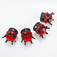 red crown valve stem caps