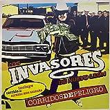 LOS INVASORES DE NUEVO LEON - CORRIDOS DE PELIGRO