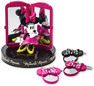 DecoPac Disney Minnie Mouse Bags, Bows & Shoes Signature Cake DecoSet Cake Topper