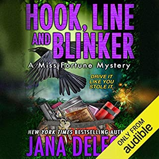 Hook, Line and Blinker cover art