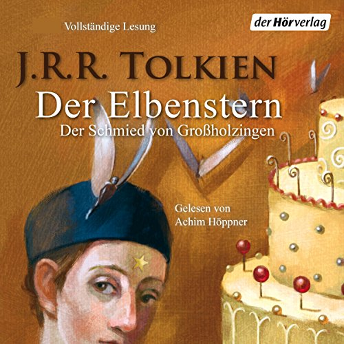 Der Elbenstern audiobook cover art