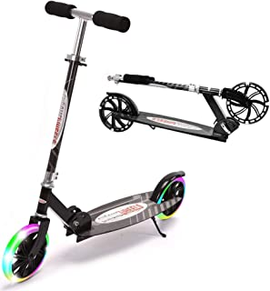 ChromeWheels Kick Scooter, Deluxe 8