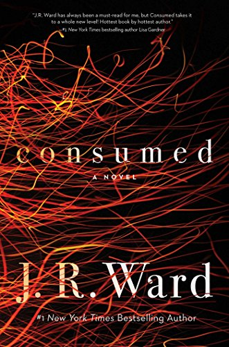 Consumed (1) (Firefighters series)