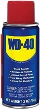 WD-40 Lubricant Aerosol Spray 3 oz (Pack of 3)
