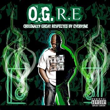 O.G.R.E. (Originally Great Respected by Everyone) Radio