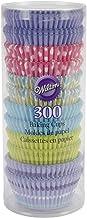 Wilton 300/Pack Baking Cups, Pastel, Standard