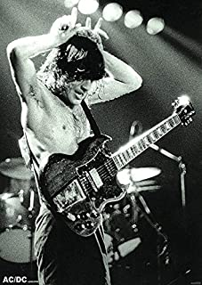 AC/DC Poster - Angus Young (23