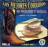 Los Mejores Corridos (De Guerrero Y Oaxaca Volumen 3) Ps-113
