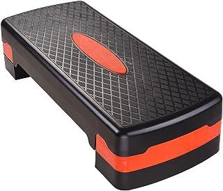 "26"" 2 Risers Fitness Aerobic Stepper Adjustable Exercise Cardio Workout Platform AU Delivery"