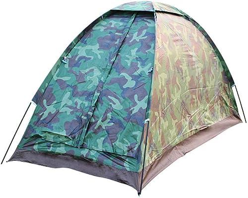 Sortie Udstyr, Tente Tente Camping en Plein Air Tente Tente de Camouflage Randonnée en Plein Air Voyage Camping Sieste Tente, Kejing Miao, l