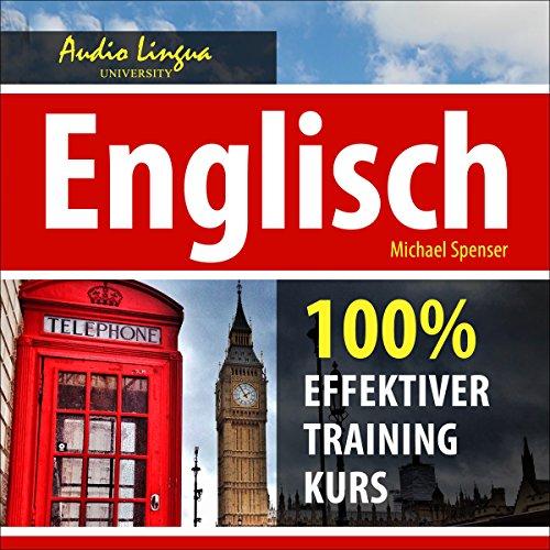Englisch. 100% effektiver training Kurs Titelbild
