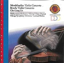 Mendelssohn & Bruch: Violin Concertos; Sarasate: Introduction & Tarantella; Kreisler: Liebesfreud