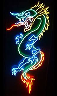 iecool China Dragon Neon Sign 30