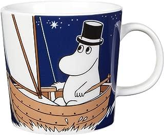Arabia Moomins Moominpappa Deep Blue Sailing Mug