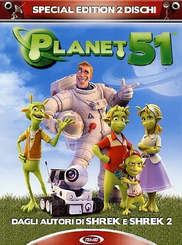 Planet 51 (Special Edition) (2 Dvd)