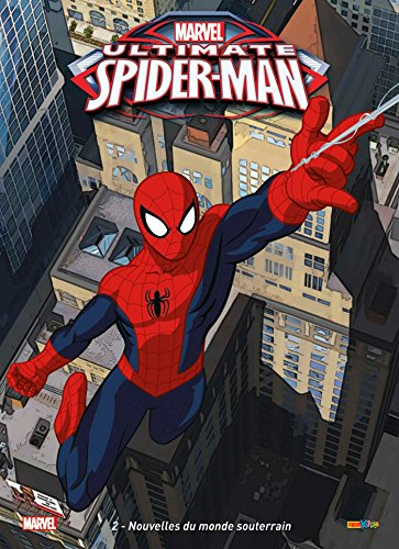 ULTIMATE SPIDER-MAN T02
