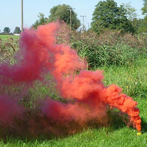 Raucherzeuger Mr. Smoke Typ 3 in Rot