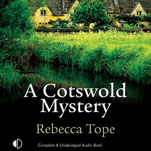 A Cotswold Mystery audiobook cover art