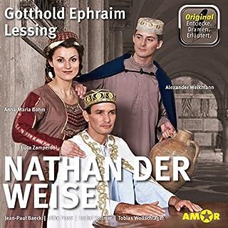 Nathan der Weise: Die wichtigsten Szenen im Original (Entdecke. Dramen. Erläutert.) Titelbild