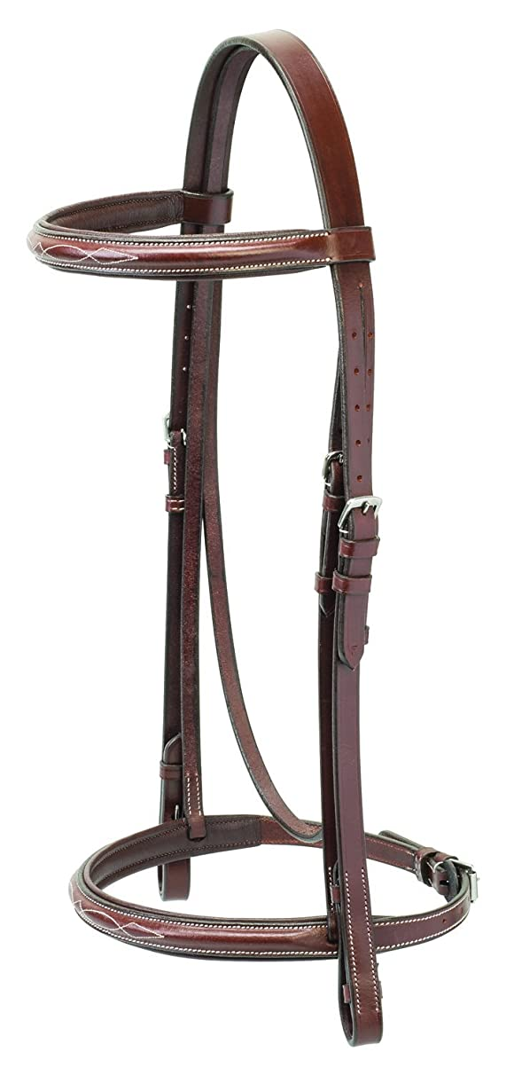 Weaver Leather English Bridle with Reins