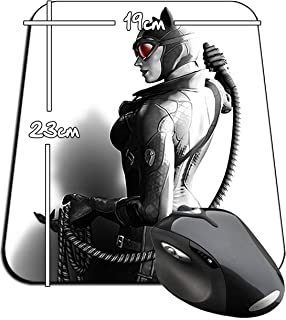 Batman Arkham City Armored Edition Catwoman B Alfombrilla Mousepad PC