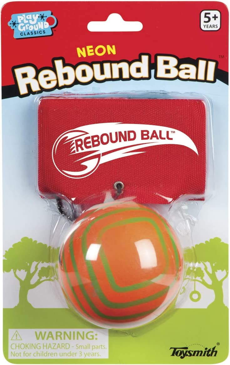 Toysmith Neon Rebound Ball Assorted Vary Colors Packaging Super sale May Max 60% OFF