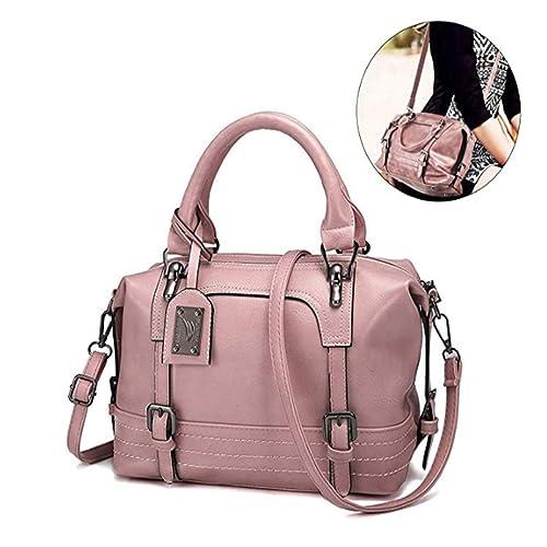 1db92d3279e0 Leather Retro Bag  Amazon.co.uk