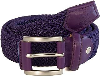 40 Colori - Cintura in Elastico Tinta Unita