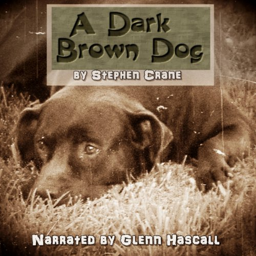 A Dark Brown Dog cover art
