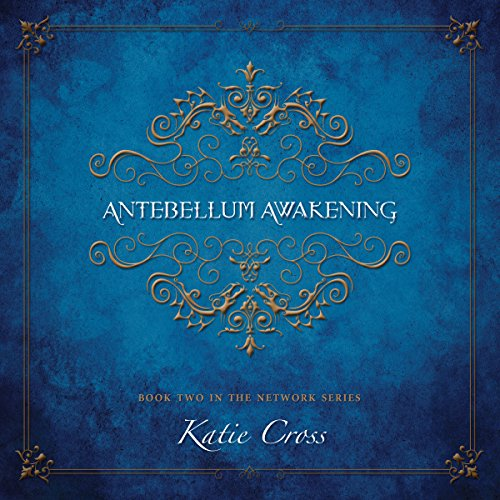 Antebellum Awakening audiobook cover art