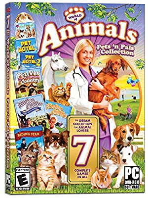 World of Animals: Pets 'n Pals Collection - 7 Complete Games in All from Avanquest