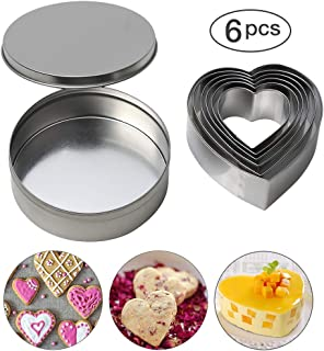 Best heart shaped cookies without cookie cutter Reviews