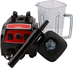 Homeco Electric Blender Stanless steel , Black Color 07-99-13-008