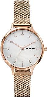 Skagen Women's SKW2633 Analog Quartz Rose Gold Watch