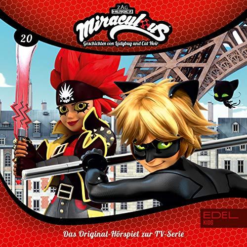 Zombizou / Captain Hardrock. Das Original-Hörspiel zur TV-Serie Titelbild