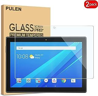 PULEN [2 Pack] Lenovo Tab E10 Protecteur D'écran, Dureté 9H Verre Trempé écran..
