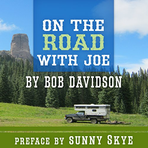 On the Road with Joe audiobook cover art
