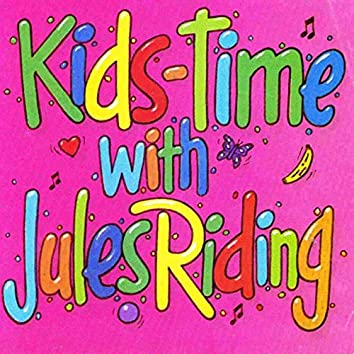 Kids-Time with Jules Riding